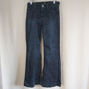 7 FOR ALL MANKIND | Ginger Jeans 25